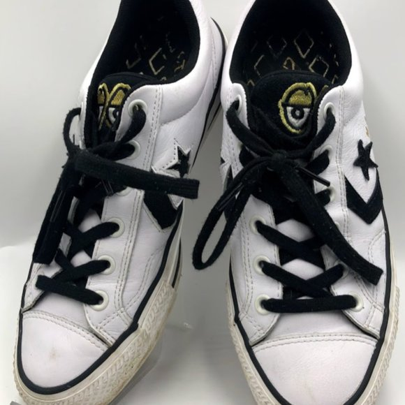 Converse Leather All Star Mens Skateboarding Shoes